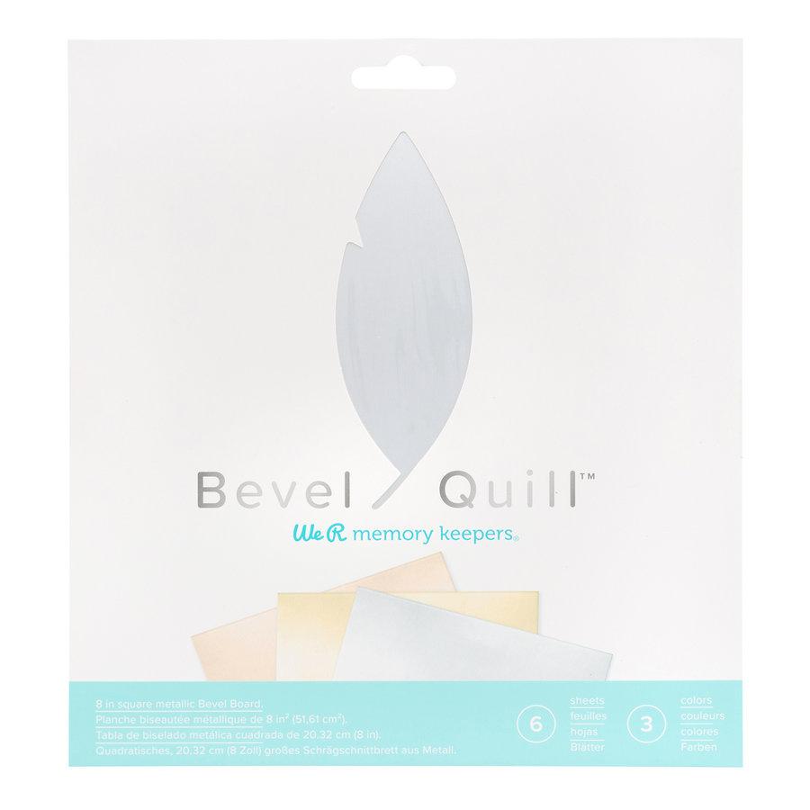 Bevel Quill - Feuilles de panneaux biseautés-1
