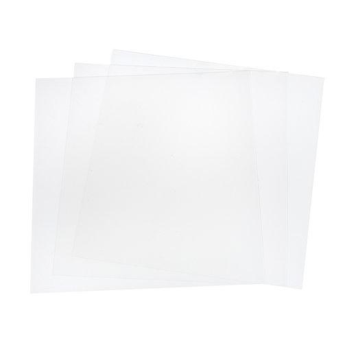Etch Quill - Etch Feuilles en plastique - Transparent