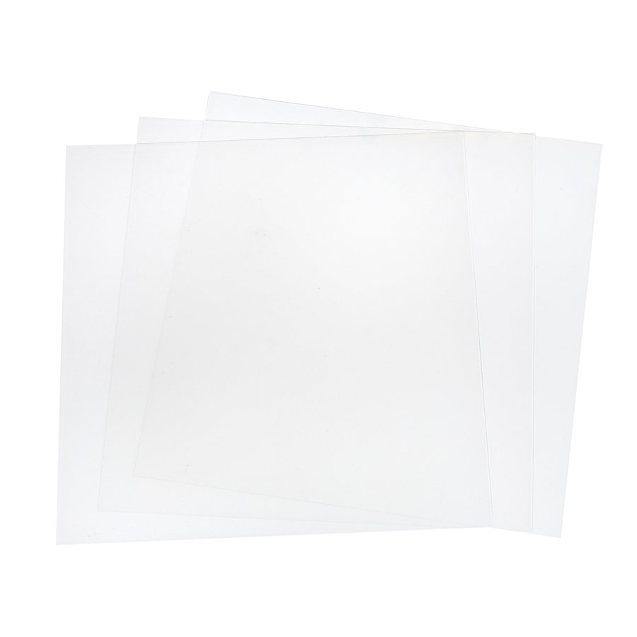 Etch Quill - Etch Plastic sheets - Clear-1