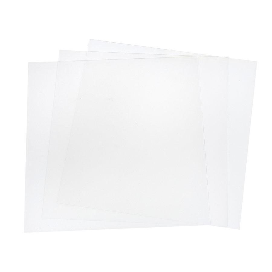 Etch Quill - Etch Plastic vellen - Doorzichtig-1