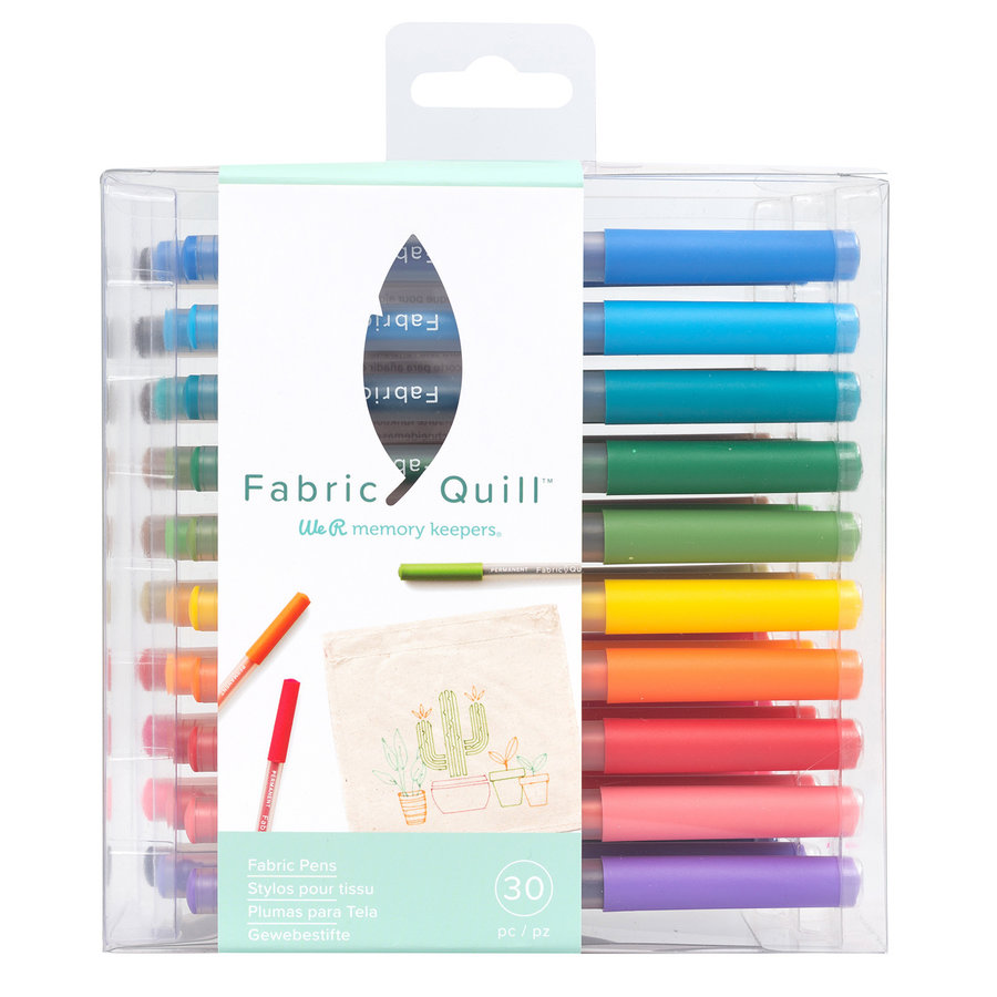 Fabric Quill - Stofpennen-1