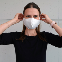 thumb-Mouth mask black or white with place for filter-7