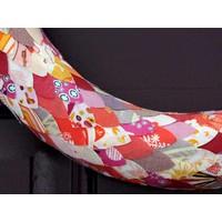 thumb-Schmelzbarer Textilstabilisator (Rolle, 30,4 cm x 152,4 cm, 12 x 60 Zoll) - Sauberer Schnitt-3