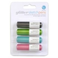 thumb-Silhouette Sketch Pen - Glitters-2