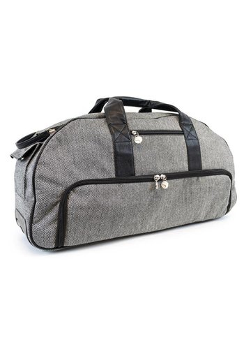 SILHOUETTE-CAMEO Tweed Rolling Tote (Cameo 1&2)