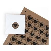 thumb-Papier autocollant artisanal imprimable-2