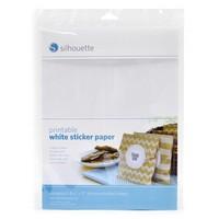 Printable White Sticker Paper