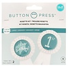 We R Memorykeepers Button Maker Rosette kit