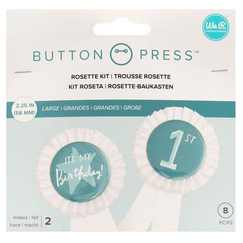 Button Maker Rosetten-Kit