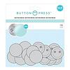 We R Memorykeepers Button Maker Button Nachfüllpackung MITTEL