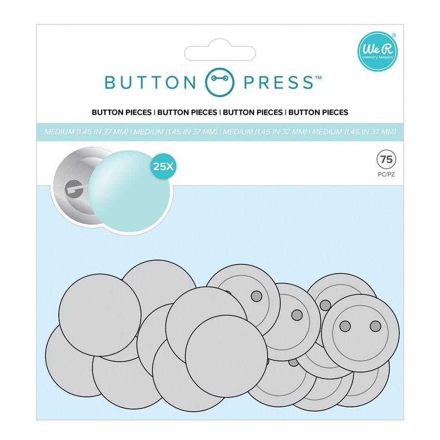 Button Maker Button Nachfüllpackung MITTEL-1