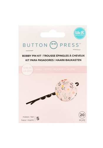 Button Maker hairpin set