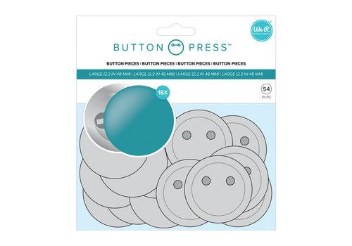 Pack de recharges pour boutons Button Maker LARGE