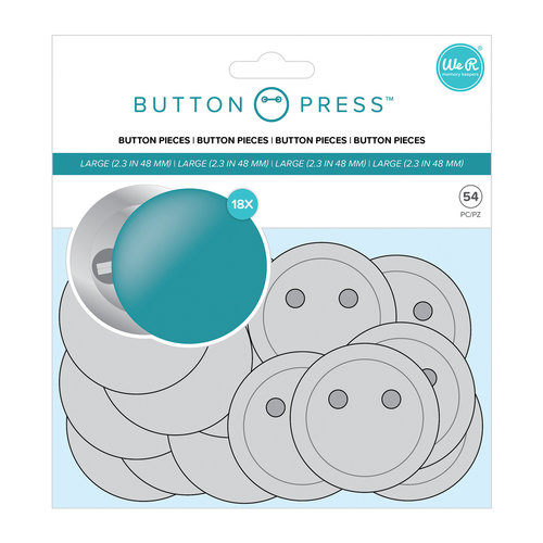 Button Maker Button Refill pack LARGE
