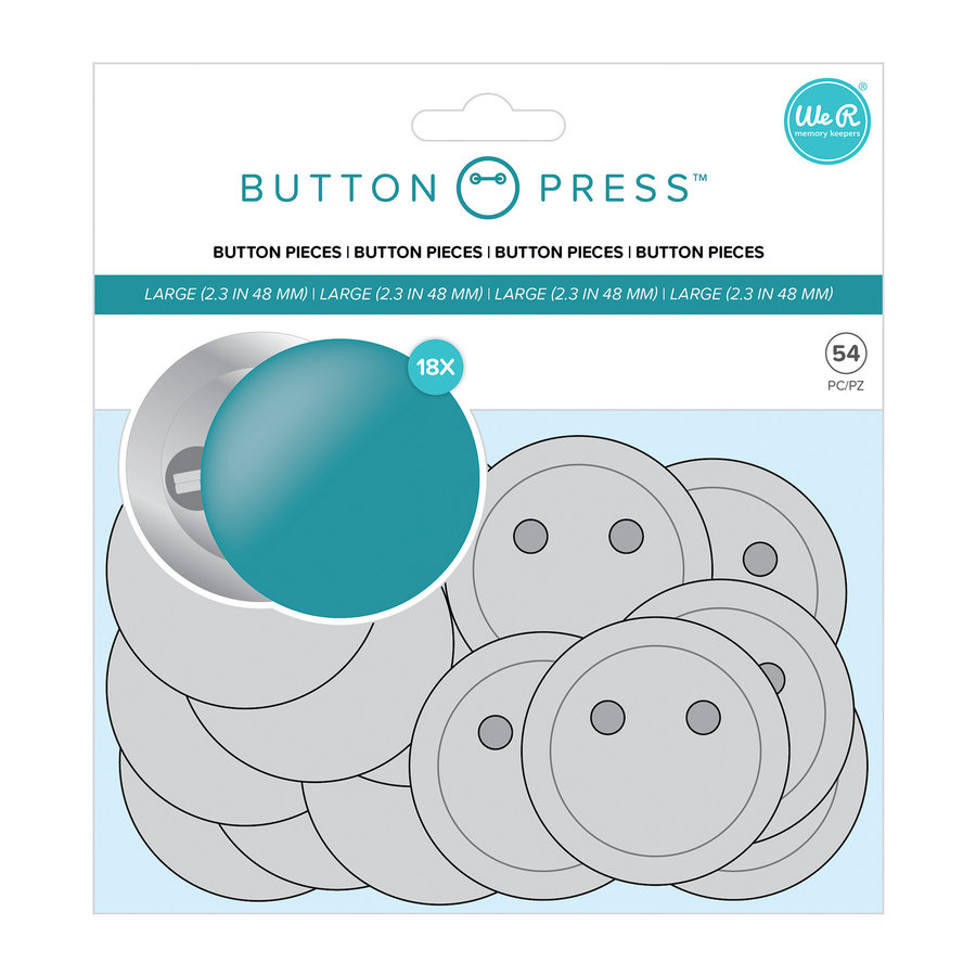 Button Maker Button Refill pack LARGE-1