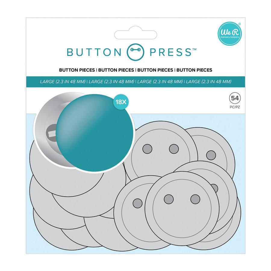 Pack de recharges pour boutons Button Maker LARGE-1