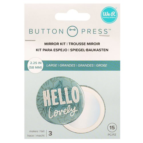 Button Press Mirror kit
