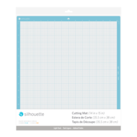 "Cutting mat CAMEO PLUS - 14"" x 15"" - Light Hold"