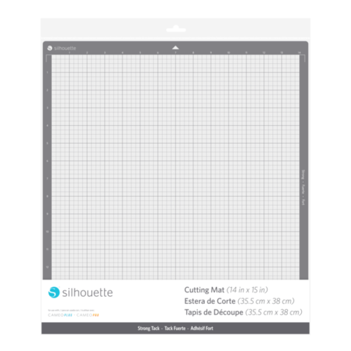 """Cutting mat CAMEO PLUS - 14"""" x 15"""" - Strong Hold"""
