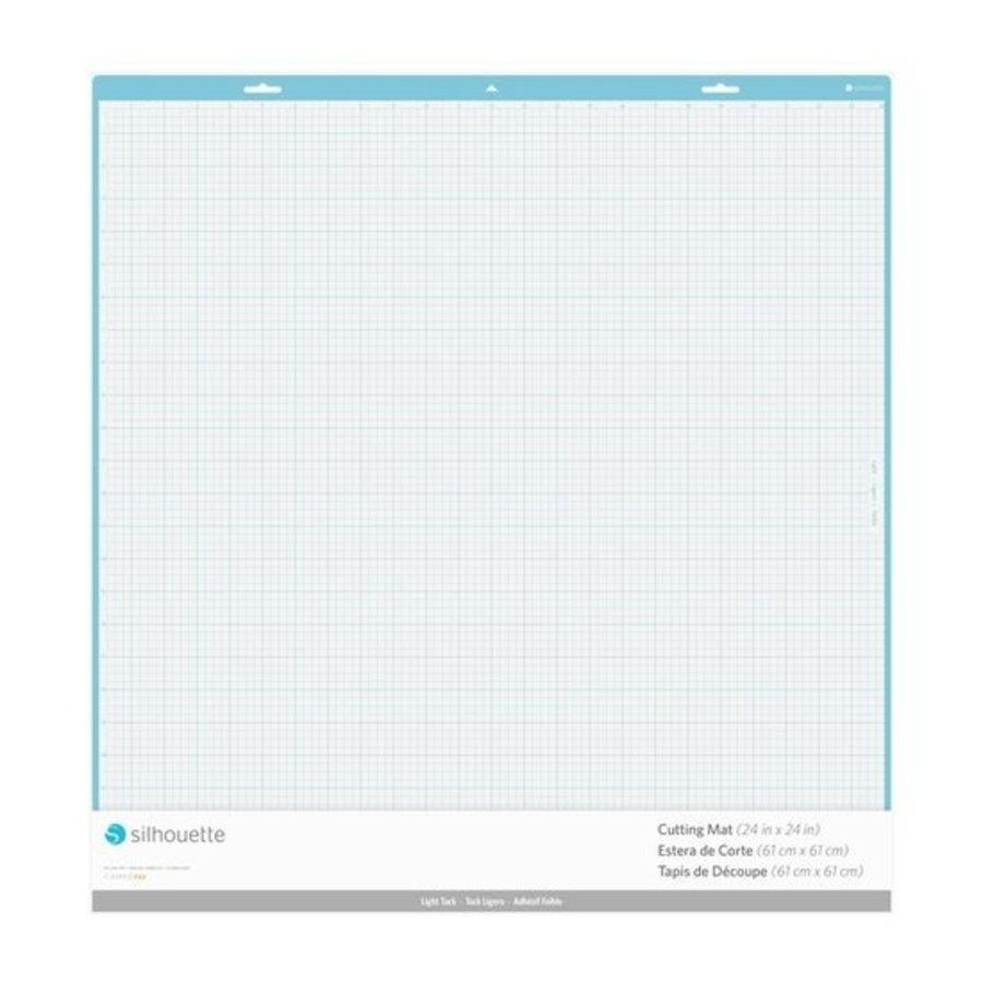 "Cutting mat CAMEO PRO - 24"" x 24"" - Light Hold-1"