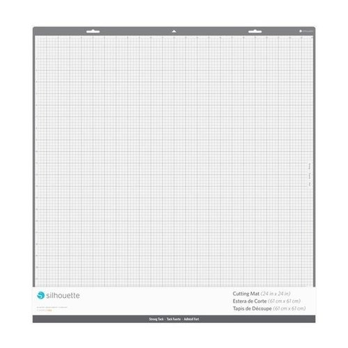 """Cutting mat CAMEO PRO - 24"""" x 24"""" - Strong Hold"""