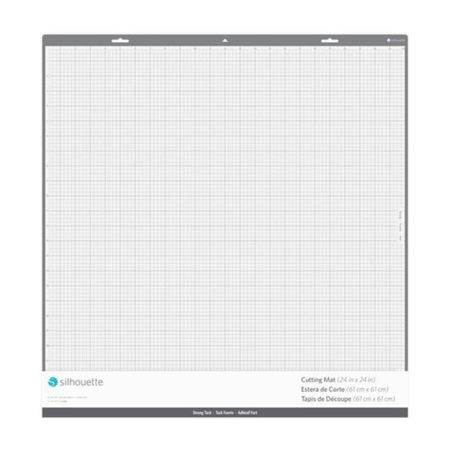 "Cutting mat CAMEO PRO - 24"" x 24"" - Strong Hold-1"