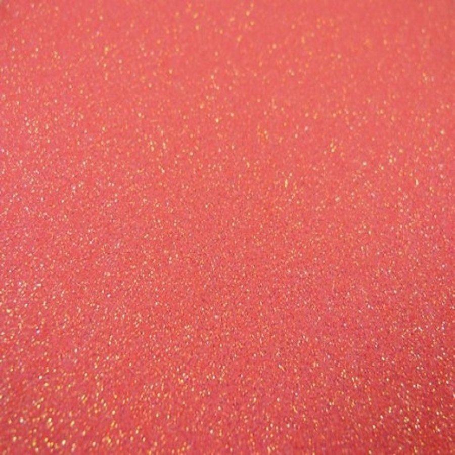 Flex Glitter Rainbow Coral-1