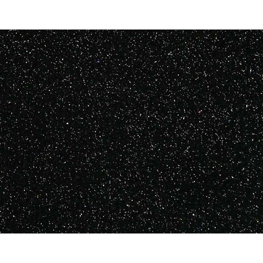 Flex Glitter Galaxy Schwarz-1