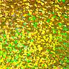 Siser Flex Holographic Crystal Gold