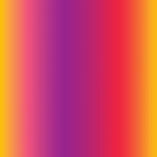 Siser EasyPatterns Sunset Gradient