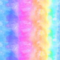 Siser EasyPatterns aquarelle arc-en-ciel