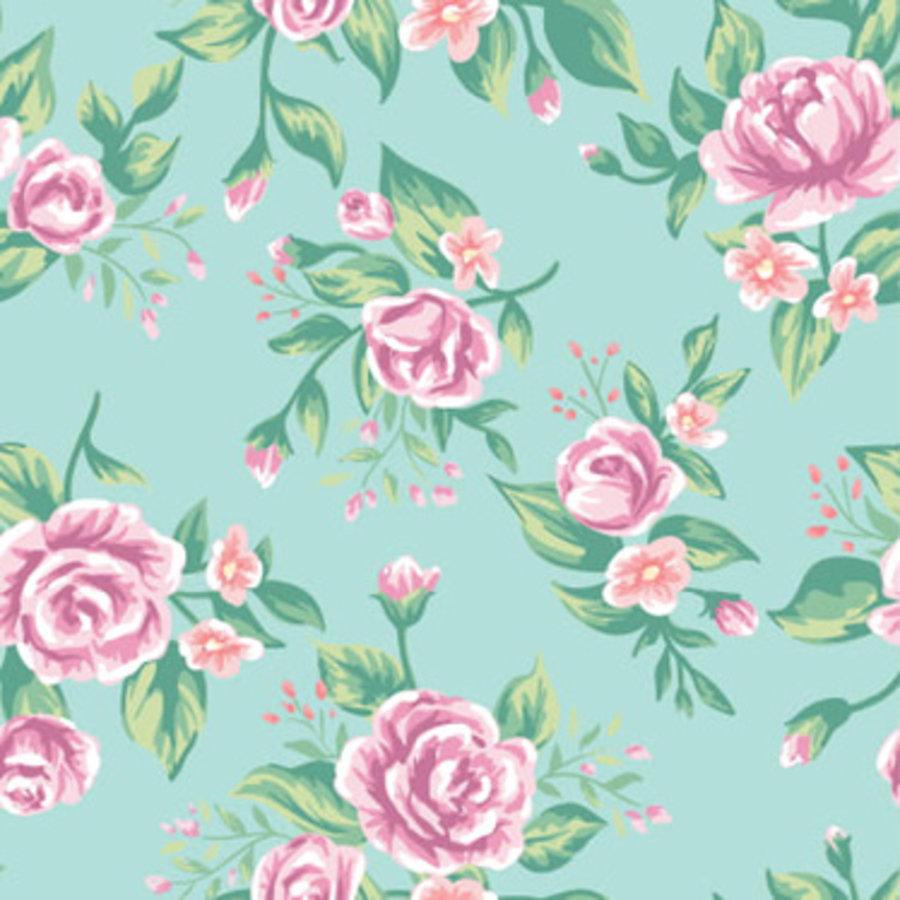 Siser EasyPatterns Vintage Rose-1