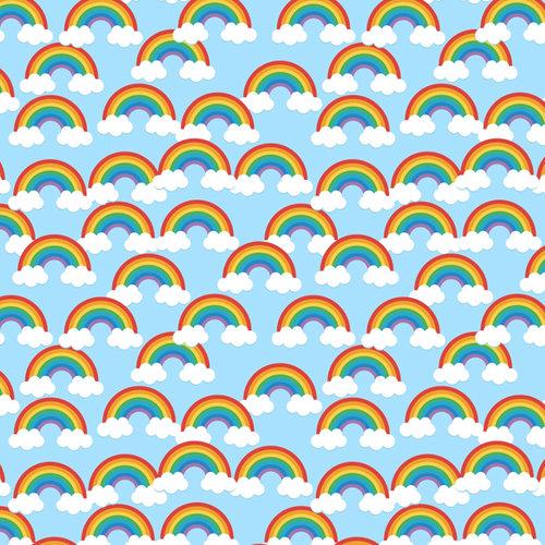 Siser EasyPatterns Glücklicher Regenbogen
