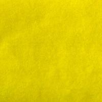 Flockfolie Zitrone