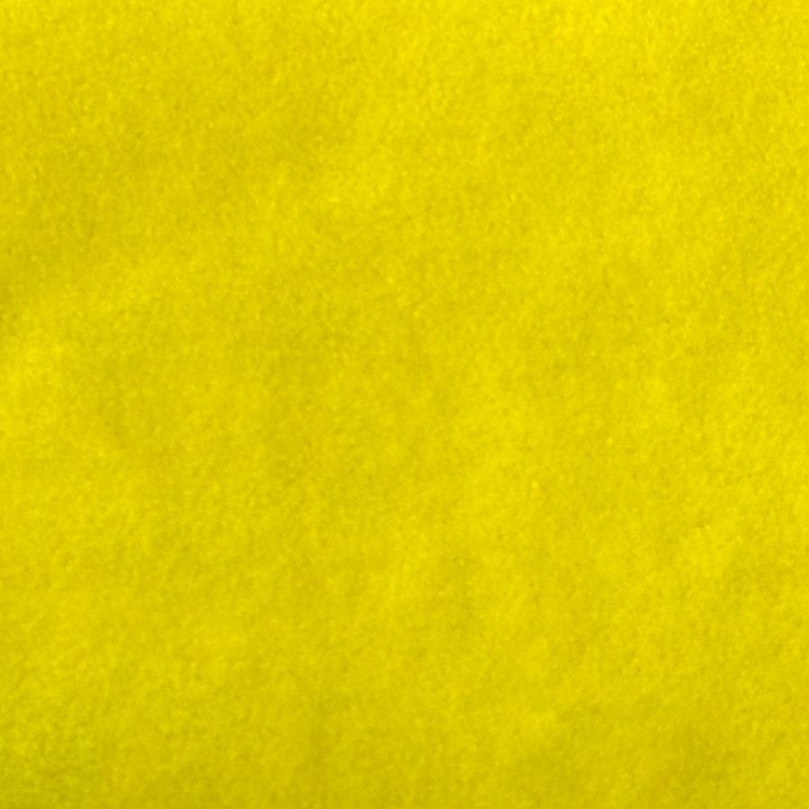 Flockfolie Zitrone-1