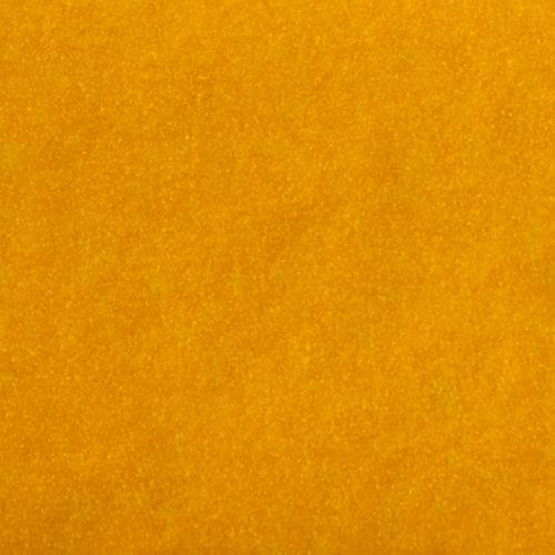 Flock foil jaune