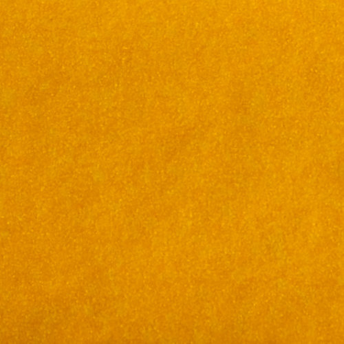 Flockfolie gelb