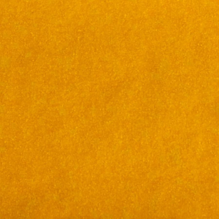 Flock foil yellow-1
