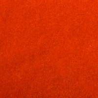 Flock foil Orange