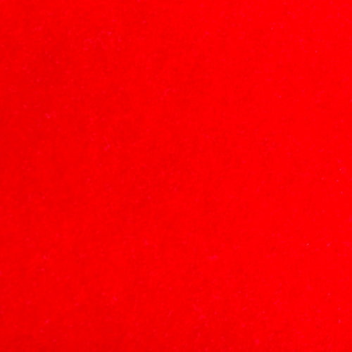 Flock Bright Red