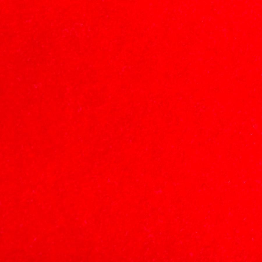 Feuille de troupeau Rouge vif-1