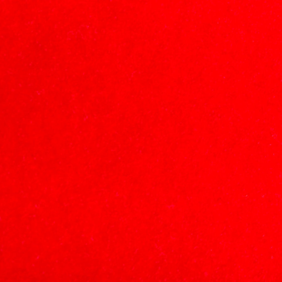 Flock foil Bright Red-1