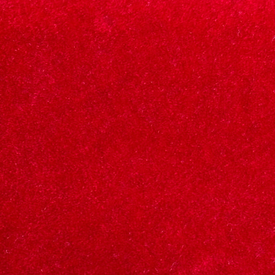 Flock foil Rouge-1