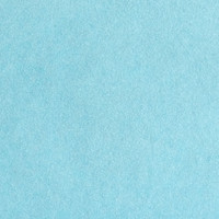 Flock foil Light blue