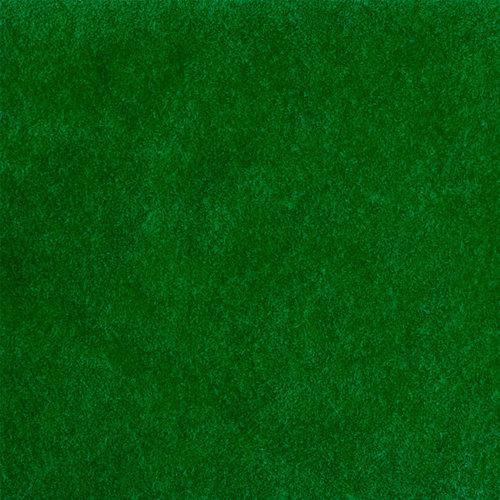 Flock foil Green