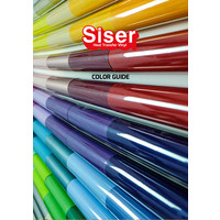 Color Guide Siser (10 pieces)
