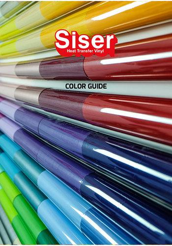 Color Guide Siser