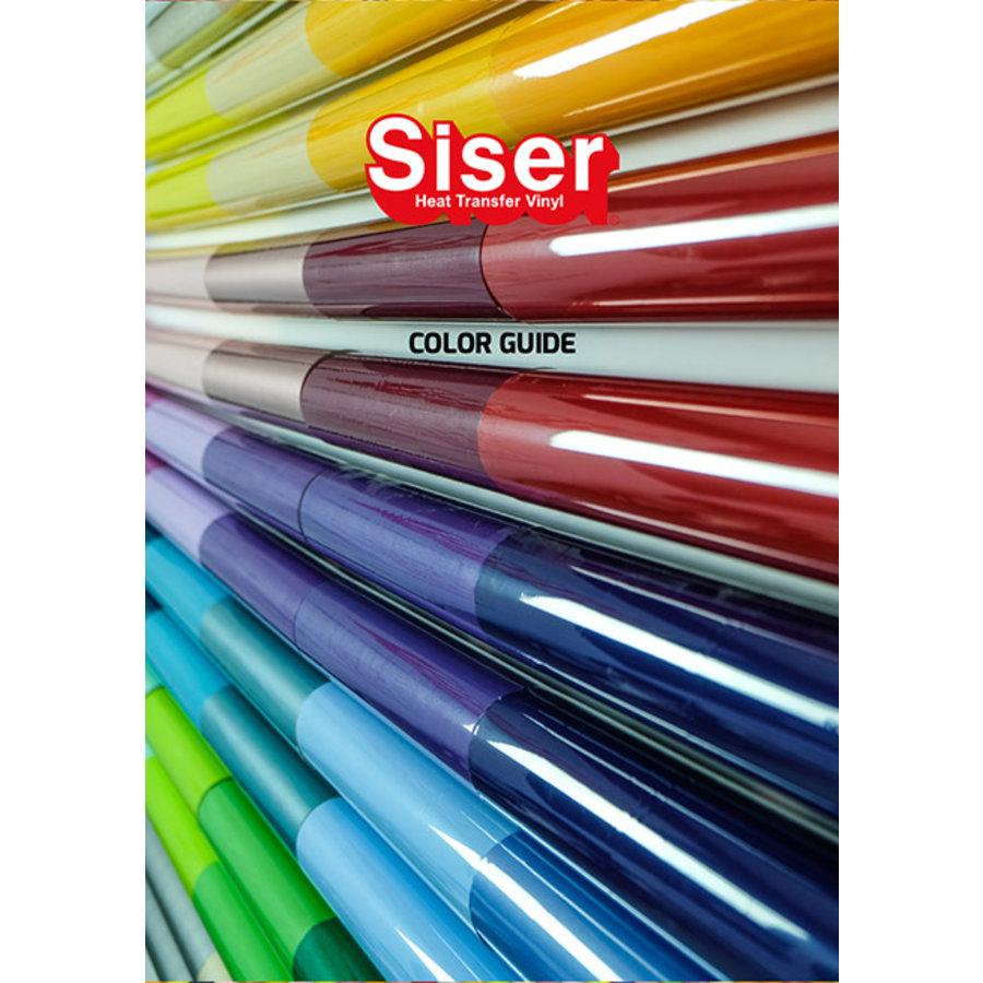 Color Guide Siser (10 Stück)-1