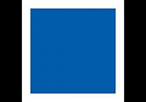 Vinyle bleu vif (M)