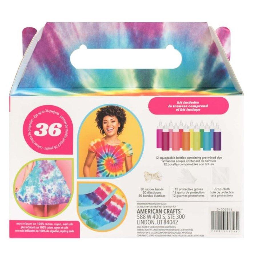 Krawatte DIY Color Vivid Kit-2